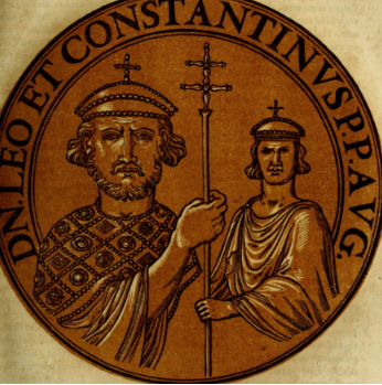 Coin with the image of Leo IV Khazar | Hobby Keeper Articles
