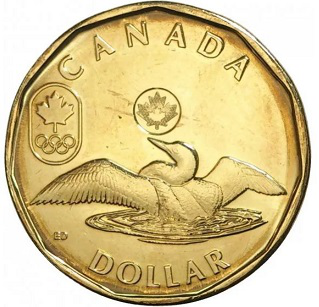 1 dollar coin obverse, 2014, Canada | Hobby Keeper Articles