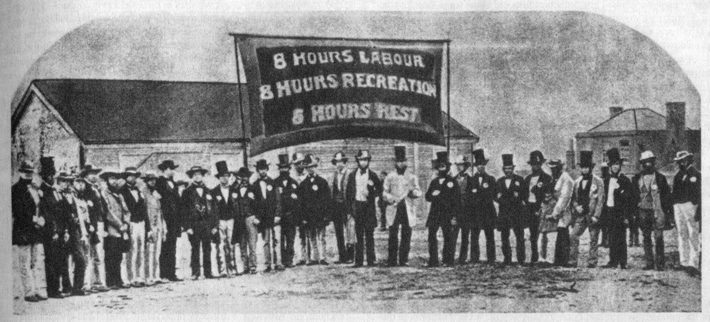 День солидарности 1890 г | Hobby Keeper Articles