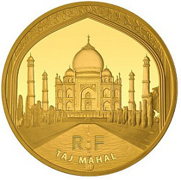 200 Euro coin, Taj Mahal on reverse, France, 2010| Hobby Keeper Articles