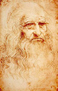 Portrait Of Leonardo | Hobby Keeper Articles