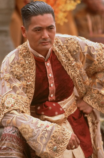"Chow Yunfat-actor who played the king in the film ""Anna and the king"" 