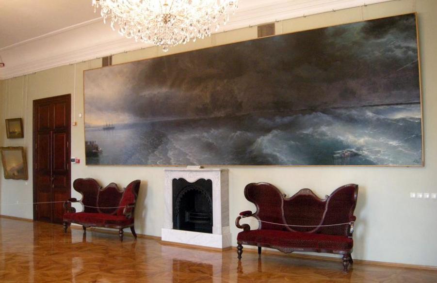 The Aivazovsky Art Gallery | Hobby Keeper Articles