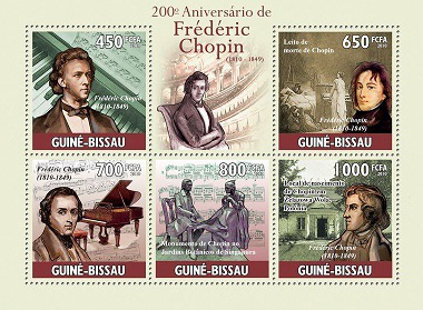 Brand Chopin Guinea-Bissau | Hobby Keeper Articles