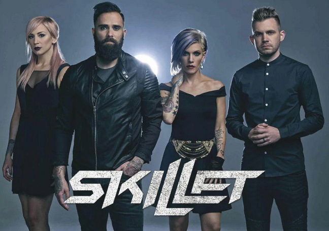 The image of the band Skillet | Hobby Keeper Articles