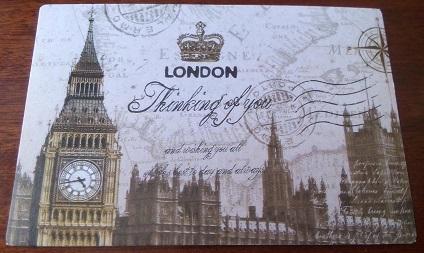 Postcard London   Hobby Keeper Articles