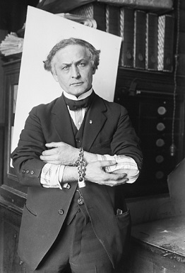 Portrait of Harry Houdini, 1910 | Hobby Keeper Articles