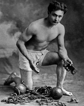 Photos of Houdini in his youth | Hobby Keeper Articles