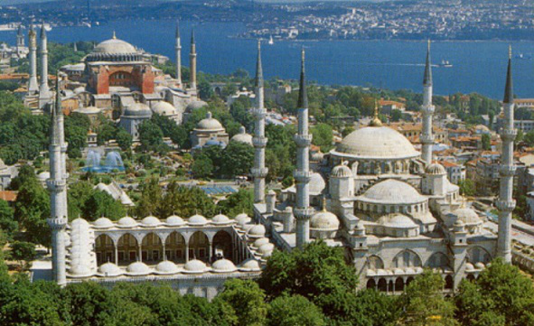 The Mosque Of Sultan Ahmet | Hobby Keeper Articles