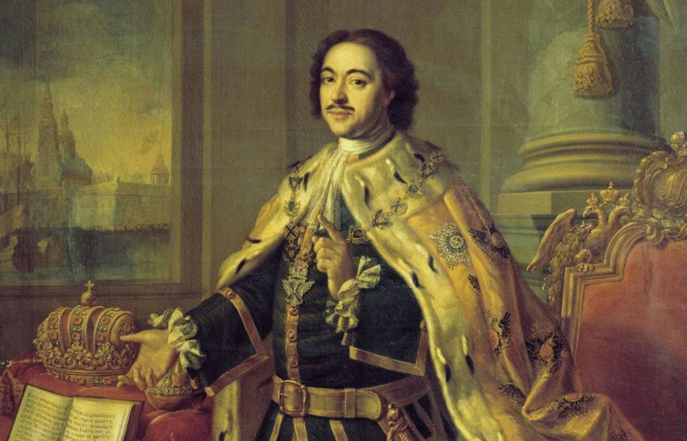 The Image Of Peter The Great   Hobby Keeper Articles