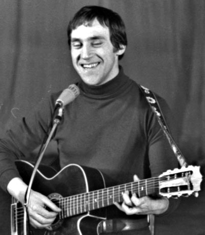 Photo of Vysotsky with a guitar | Hobby Keeper Articles