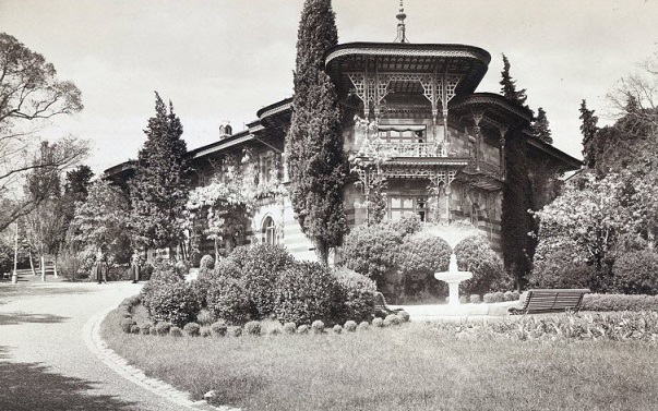 Small Livadia Palace before destruction | Hobby Keeper Articles