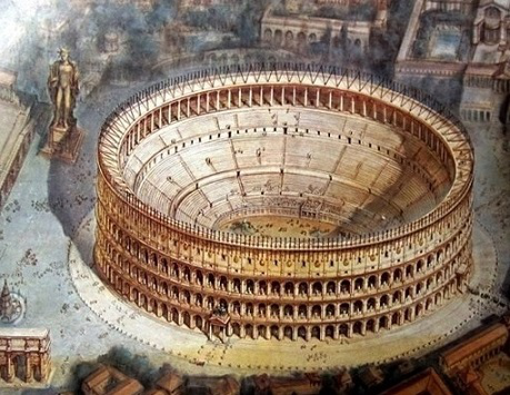 The Colosseum, a 3D | Hobby Keeper Articles
