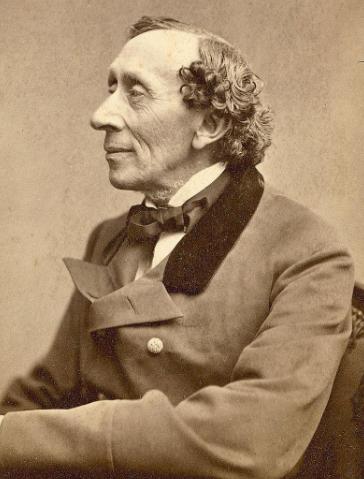 HC Andersen, Copenhagen, 1869 | Hobby Kepper Articles