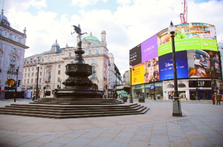 Piccadilly Circus   Hobby Keeper Articles