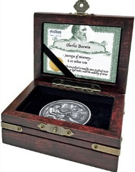 Darwin on the coin | Hobby Keeper Articles