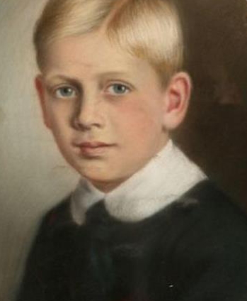 Hans Christian Andersen as a child | Hobby Kepper Articles