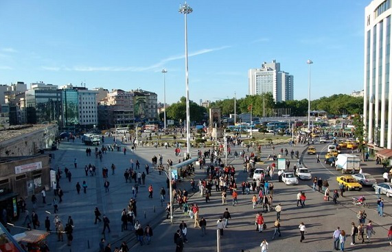Taksim Square | Hobby Keeper Articles