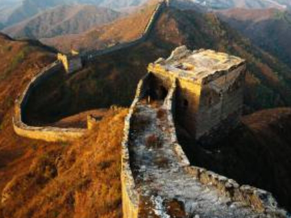 Destruction of the great wall of China | Hobby Keeper Articles