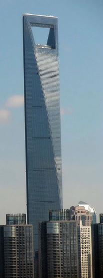 Shanghai world financial center   Hobby Keeper Articles