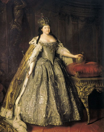 Anna Ioannovna-Empress and Autocrat of All Russia | Hobby Keeper Articles