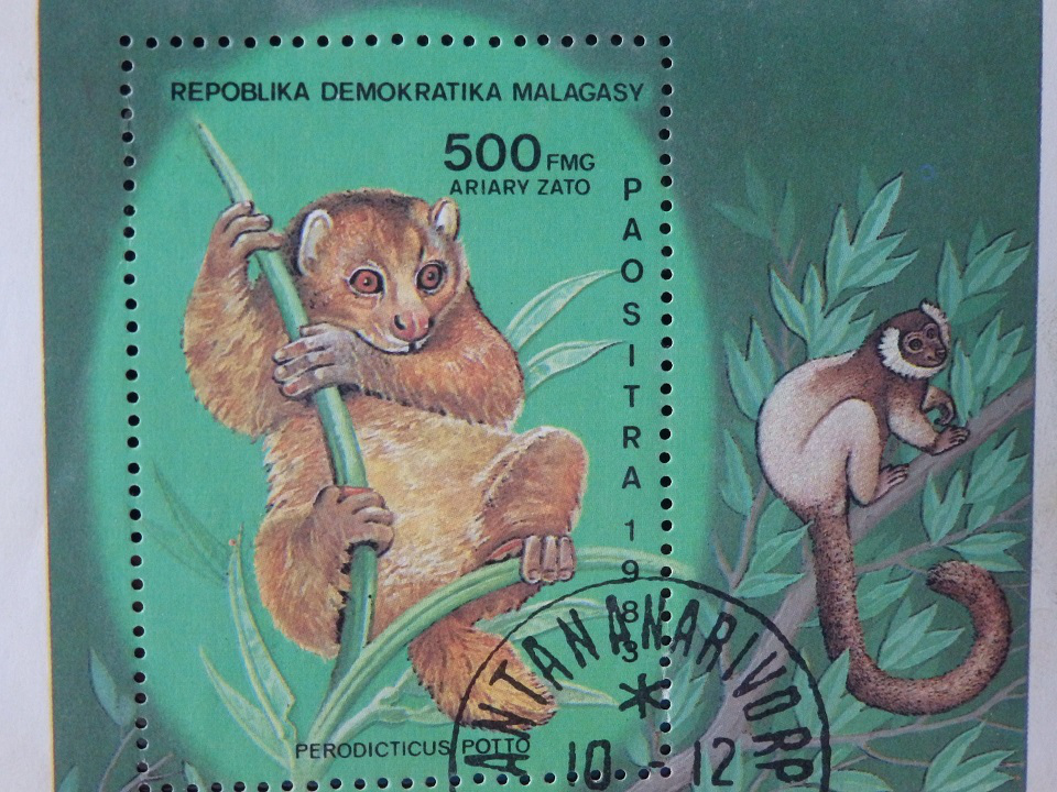 Stamp block 1983 Madagascar | Hobby Keeper Articles