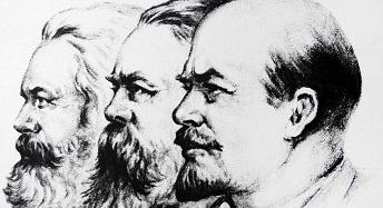 Lenin-Marx-Engels | Hobby Keeper Articles
