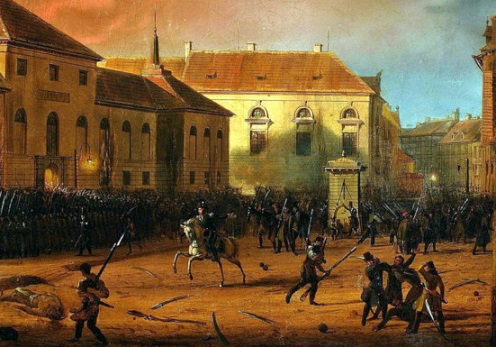 The picture of the Polish uprising | Hobby Keeper Articles