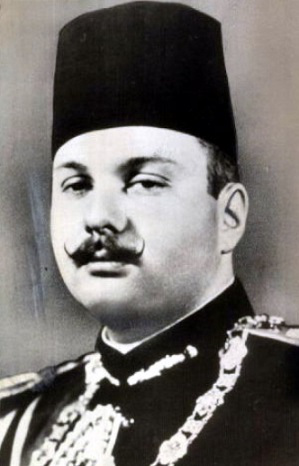 King Farouk I of Egypt and Sudan in 1948 | Hobby Keeper Articles