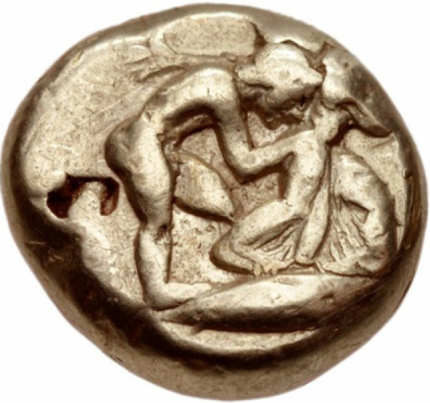 Gekta coin 500 BC | Hobby Keeper Articles