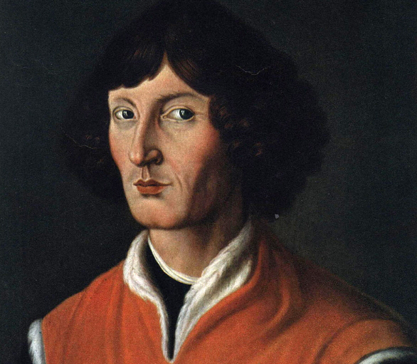 Portrait Of Copernicus | Hobby Keeper Articles