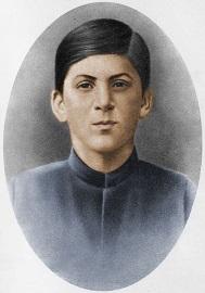 Soso Dzhugashvili-a student of the Tiflis Theological Seminary (1894) | Hobby Keeper Articles
