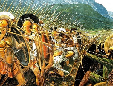 The Battle of Thermopylae | Hobby Keeper Articles