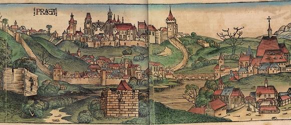 Prague 15th century | Hobby Keeper Articles