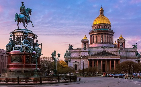 St. Isaac's Cathedral, Saint Petersburg | Hobby Keeper Articles