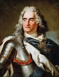 Augustus II the Strong, elector of Saxony | Hobby Kepper Articles